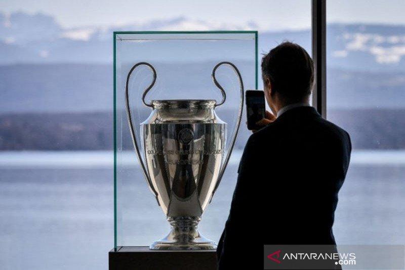 Juve, Barca dan Madrid dipastikan main di Liga Champions musim depan