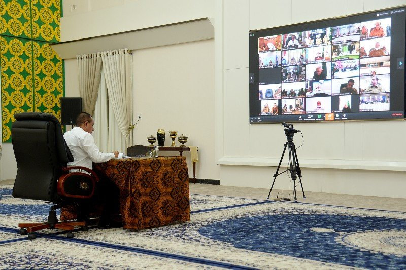 Gubernur Sumut instruksikan kepala daerah pantau kepulangan 4.000 TKI