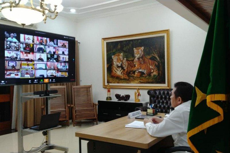 Jaksa Agung minta inovasi sidang via 'vicon' selama masa wabah corona