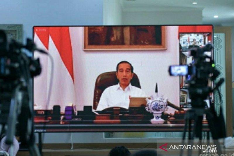 Presiden Jokowi akan bahas penanganan COVID-19 dengan pemimpin G20