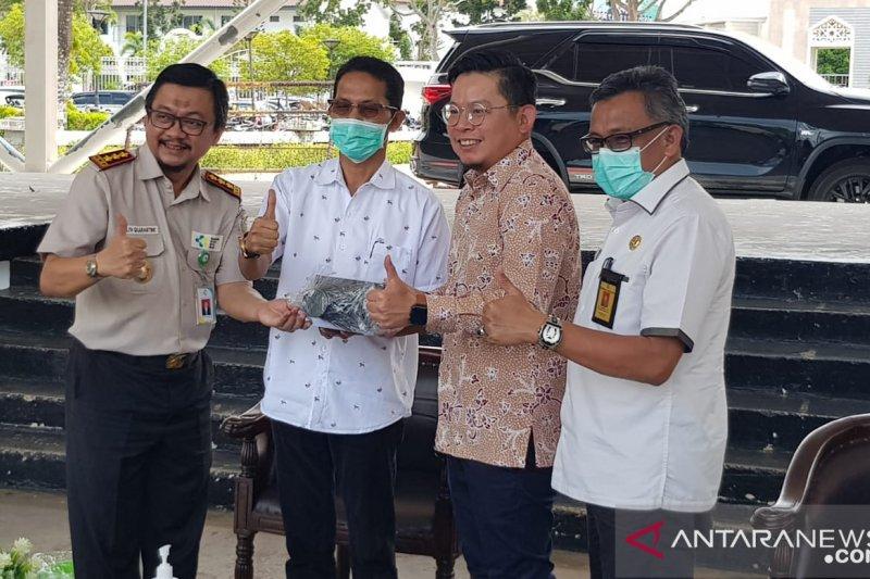 Singapura berikan thermal scanner untuk Batam