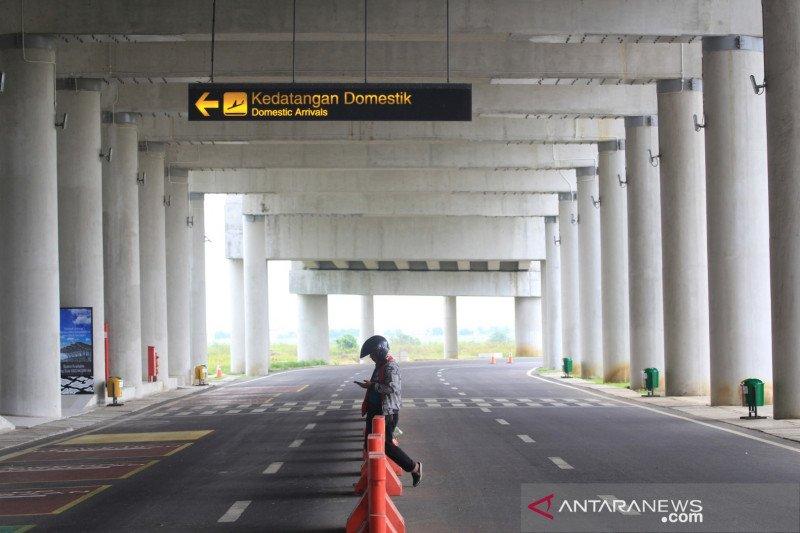 Pembatalan penerbangan di bandara Kertajati