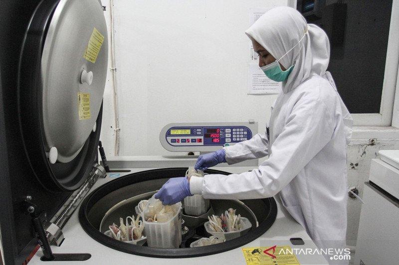 Menjelang tiba Lebaran, stok darah PMI Yogyakarta menipis