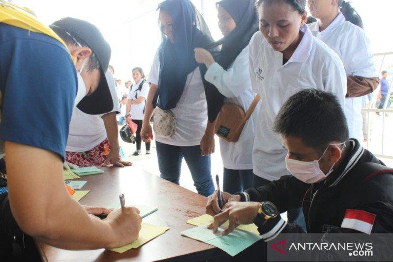 10 TKI positif Covid-19 di Sabah, Malaysia