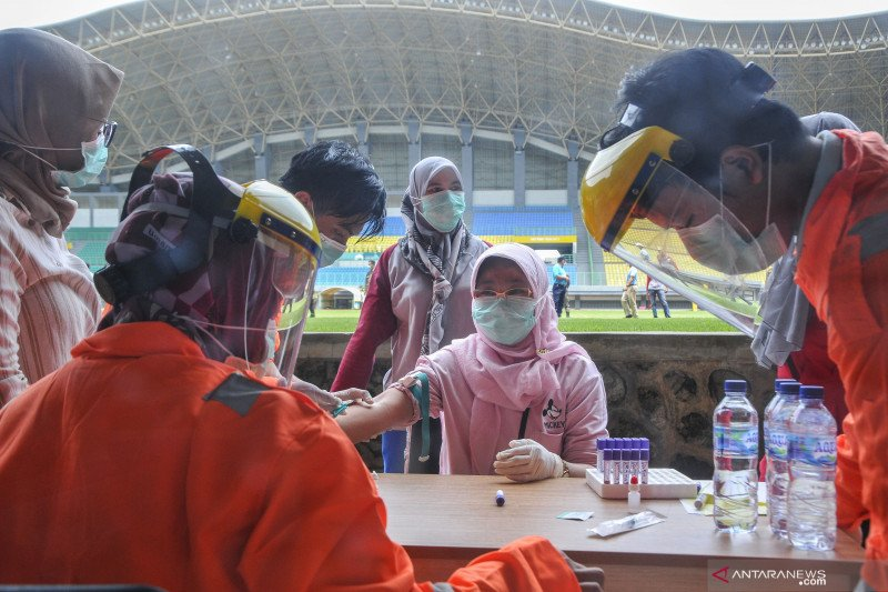 Rapid test untuk tenaga medis Bekasi