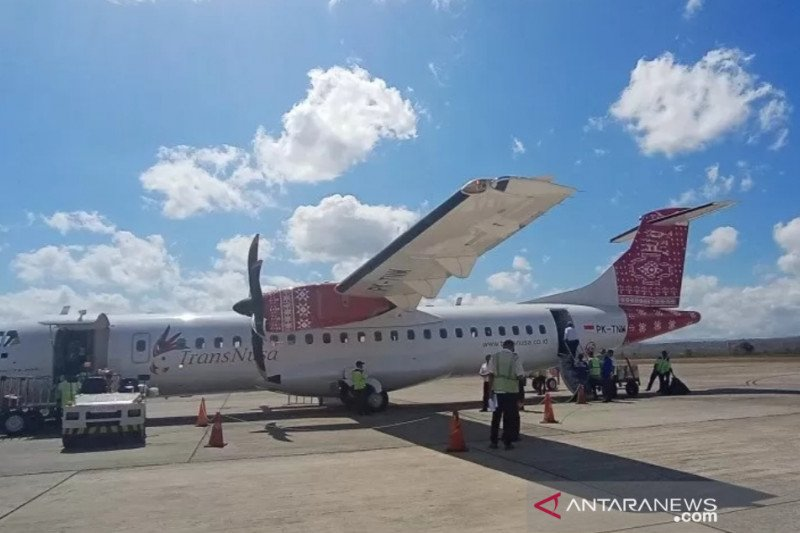 TransNusa batalkan semua penerbangan 1-15 April akibat COVID-19