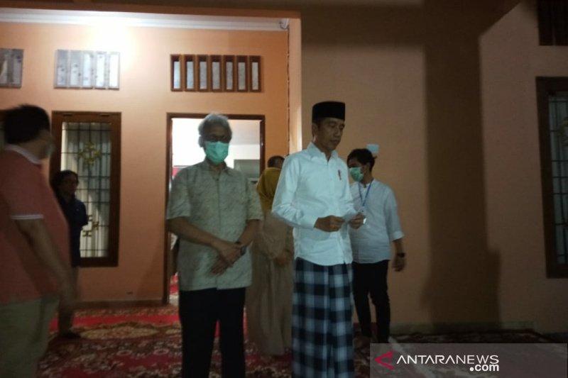 Ibunda Jokowi akan dimakamkan di Karanganyar