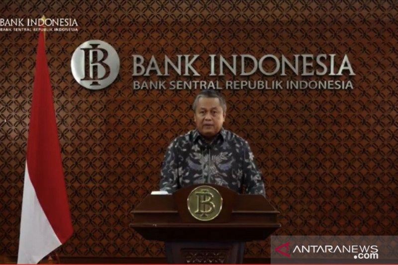 Gubernur BI sampaikan duka cita atas kepergian Ibunda Presiden Jokowi