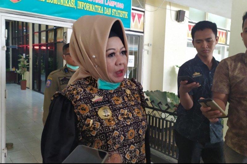 Dua PDP Lampung terkonfirmasi positif COVID-19, PDP 01 kondisi membaik