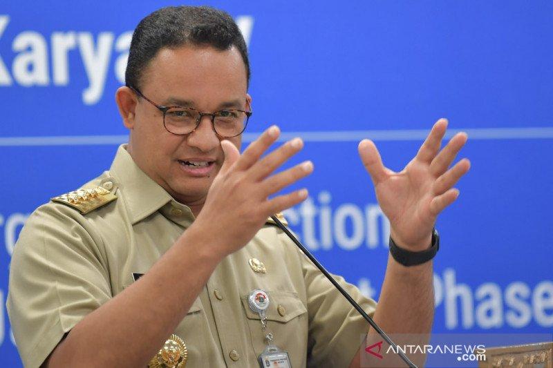 Jumlah penduduk miskin Jakarta 2019 masih 3,42 persen