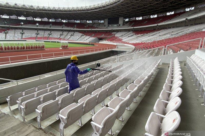 PUPR belum buat rencana anggaran renovasi stadion Piala Dunia U-20