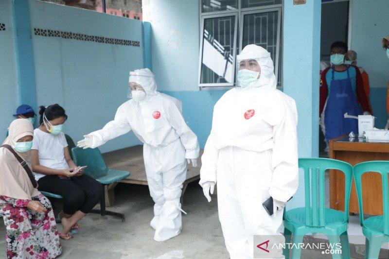 Satu kasus terindikasi COVID-19 dideteksi dalam pemeriksaan di Bogor