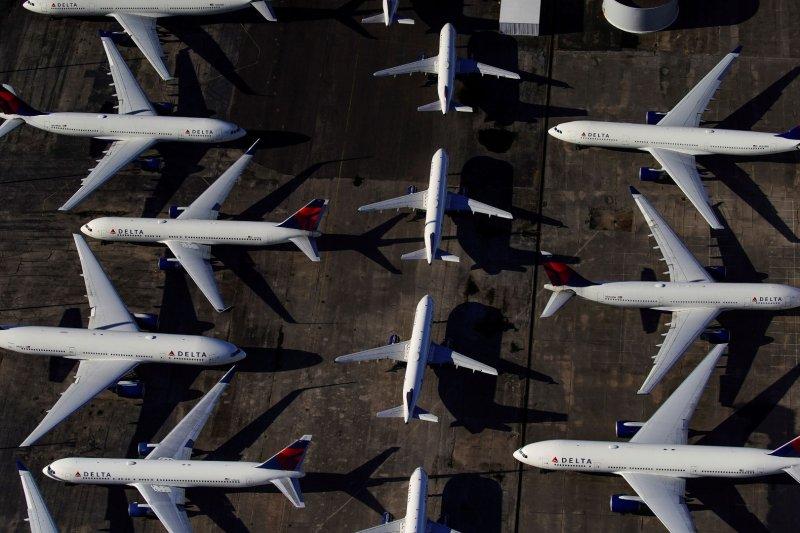 Maskapai AS siap terbangi China lagi, Taiwan terima warga asing