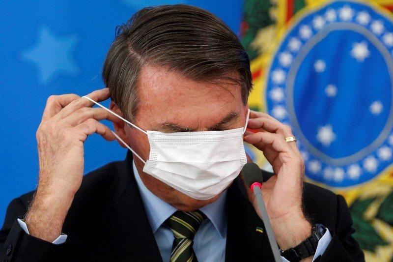 Brazil catat kematian harian COVID-19 tertinggi, hampir susul Rusia