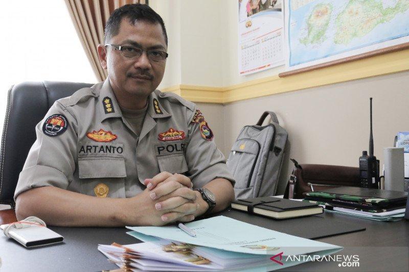 Polda NTB lawan virus COVID-19 dengan Operasi Aman Nusa II 2020
