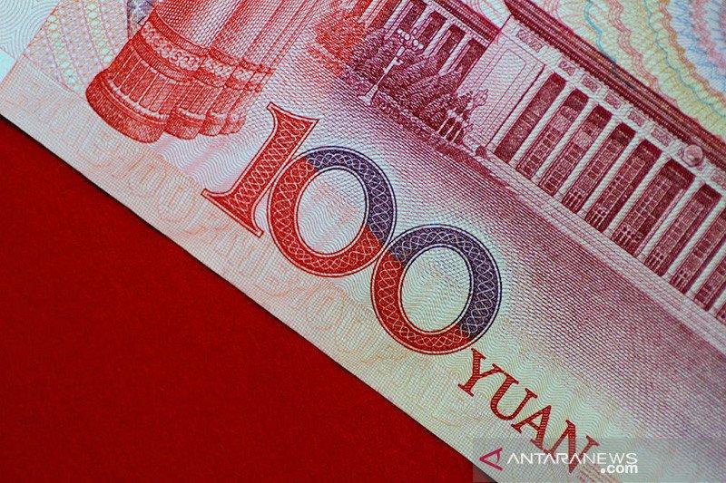 Yuan melonjak 145 basis poin jadi 6,4533 terhadap dolar AS