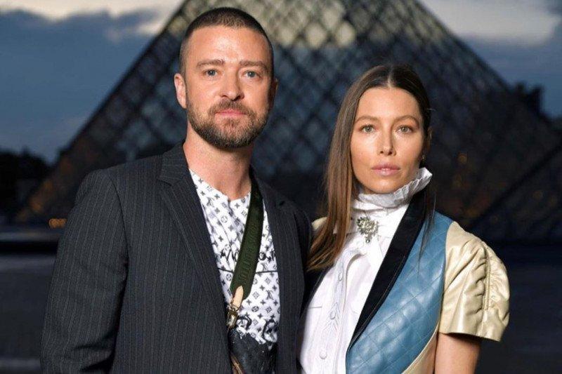 Justin Timberlake dan Jessica Biel asingkan diri di pegunungan