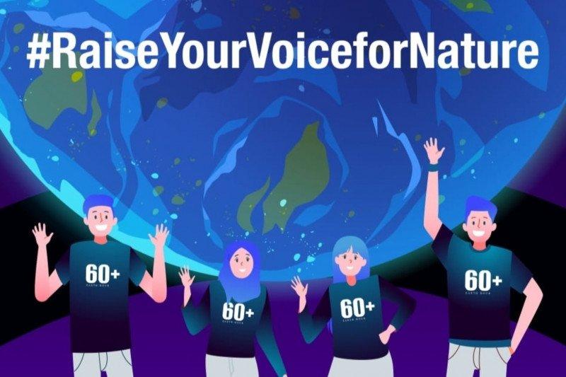 Earth Hour Indonesia 2020 bakal diadakan secara daring