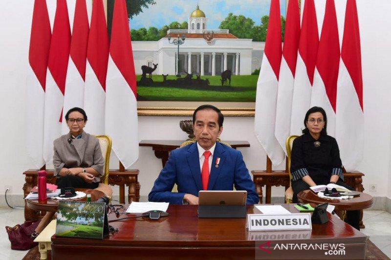 Pemimpin negara sampaikan belasungkawa wafatnya Ibunda Presiden Jokowi