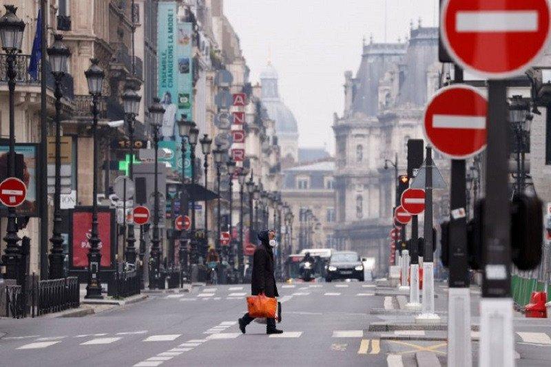Karantina selama wabah corona buat udara kota-kota Eropa lebih bersih