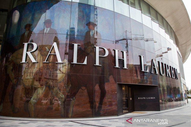 Ralph Lauren donasikan 10 juta dolar AS untuk penanganan COVID-19