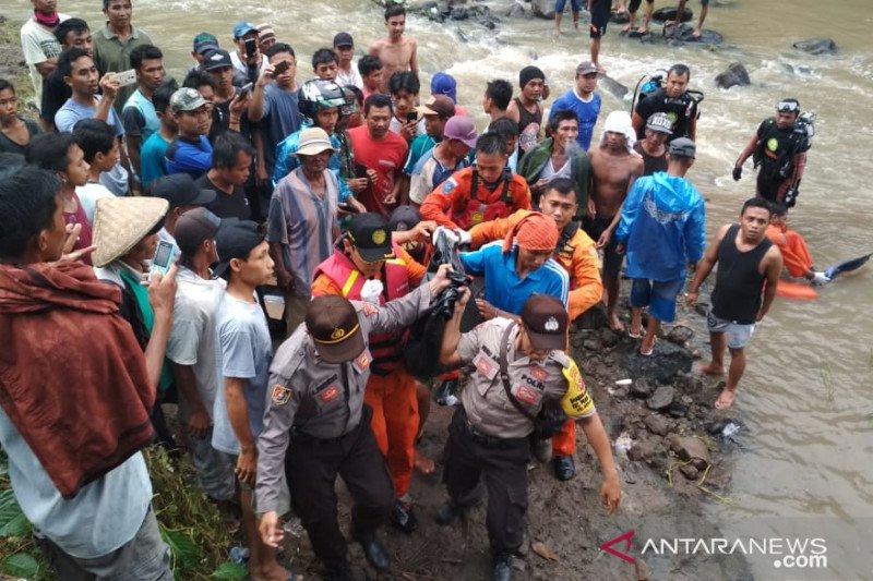 Dua siswa tenggelam di Sungai Srigangga Lombok Tengah