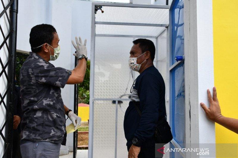 1 PDP asal Gorontalo Utara dirujuk ke RS Aloei Saboe