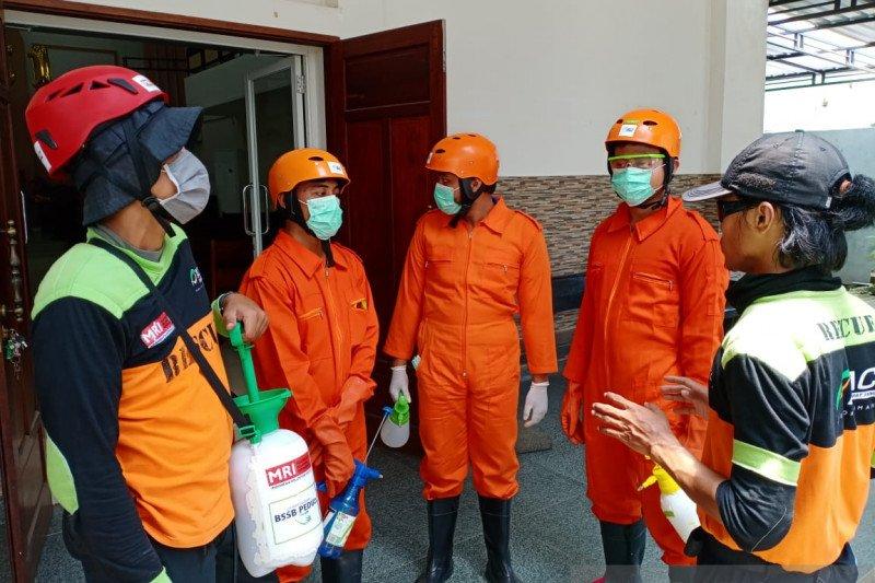 ACT Sulsel lakukan penyemprotan disinfektan 10 hari di Makassar