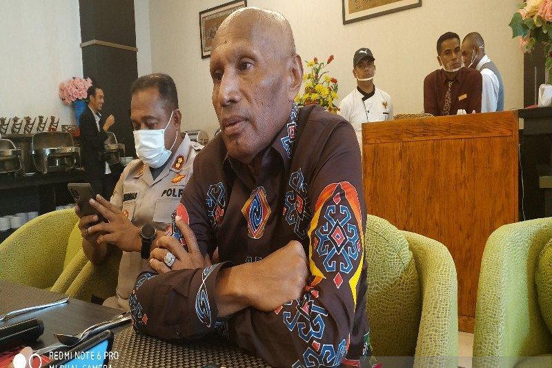 Satu karyawan BPD Papua di Jayapura, positif terjangkit COVID-19