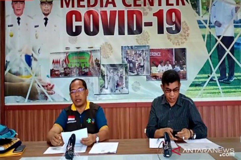 Kasus positif COVID-19 Kalteng meningkat jadi enam