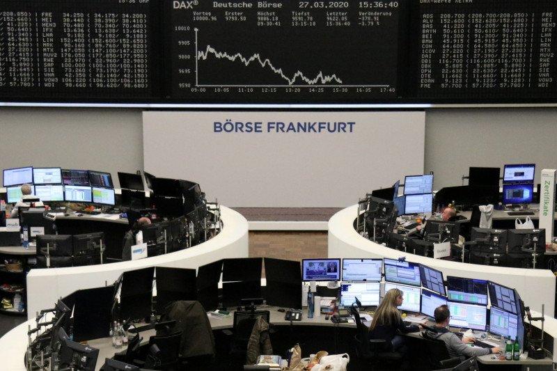 Saham Jerman berakhir lebih tinggi, indeks DAX 30 menguat 2,24 persen