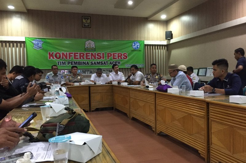 Samsat Aceh hentikan sementara layanan, cegah corona