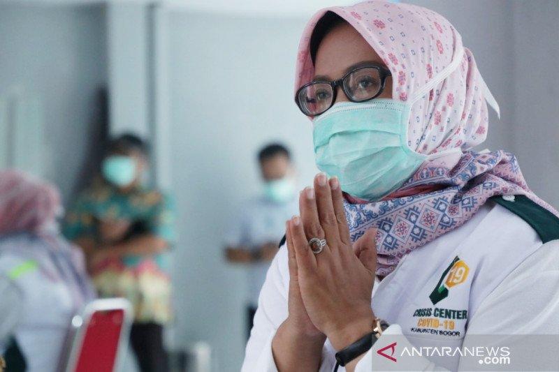Jumlah positif COVID-19 di Kabupaten Bogor bertambah tiga