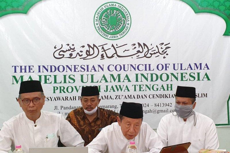 Imbauan tak shalat Jumat di masjid masih berlaku di Jateng, sebut MUI