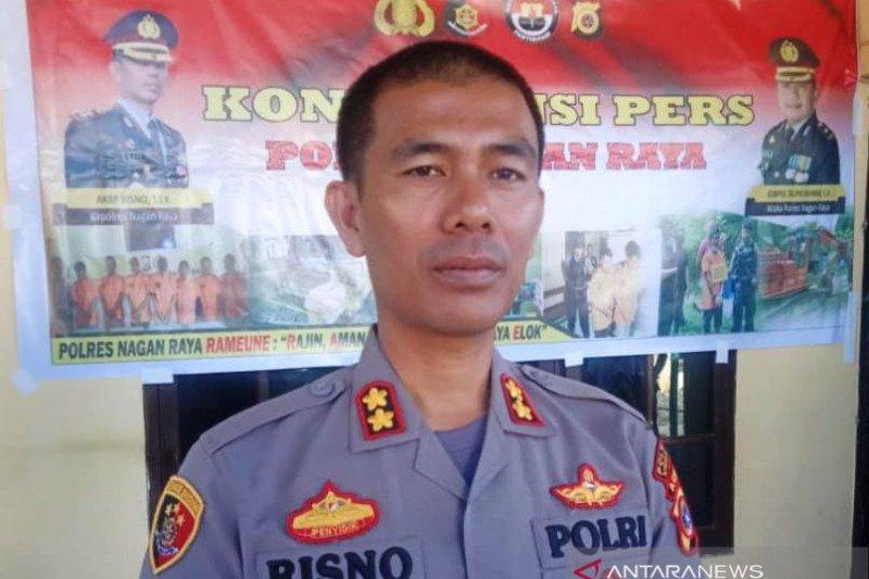 Polres Nagan Raya Aceh tindak tegas pedagang timbun sembako