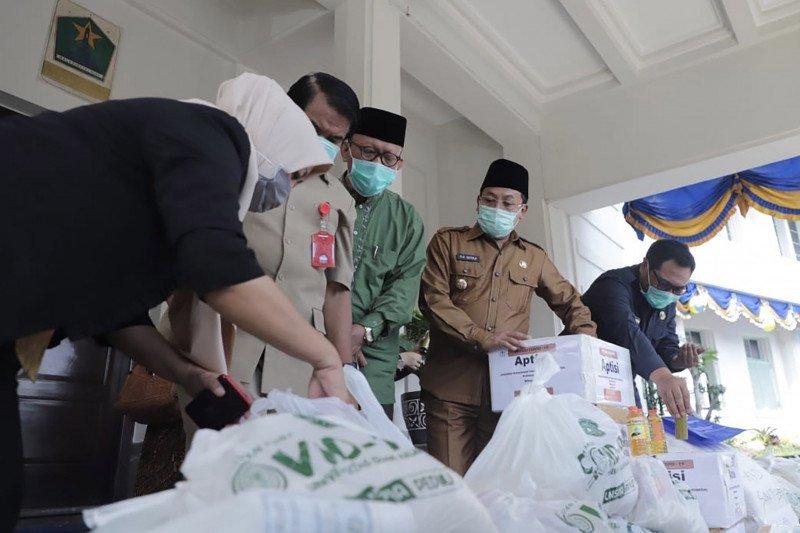 Antisipasi dampak COVID-19, Aptisi Jatim beri bantuan ke Kota Malang