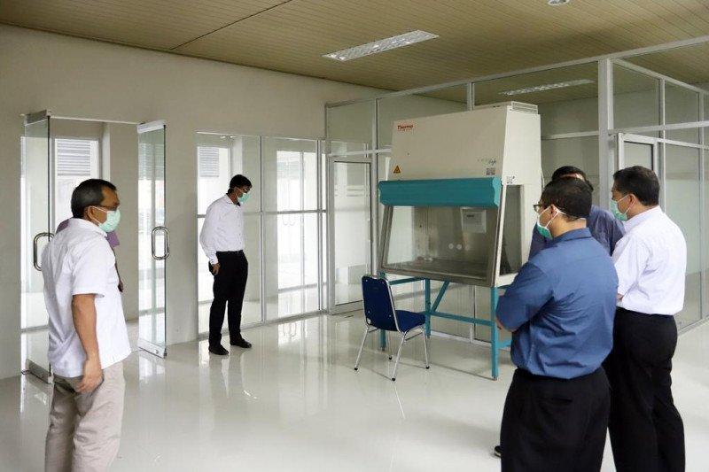 Unsyiah siap jadi tempat pengujian tes virus corona
