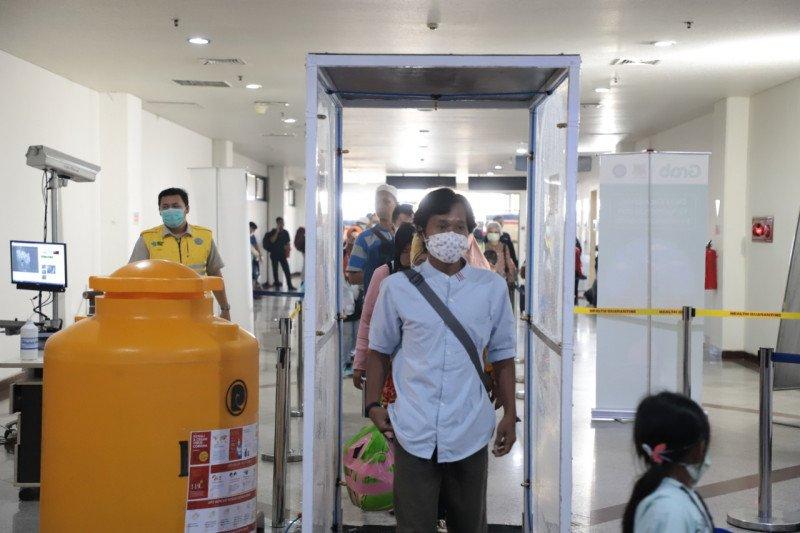 Legislator minta tinjau ulang bahan BAC bilik sterilisasi di Surabaya