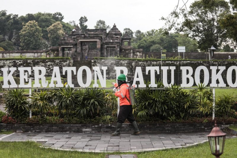 PT TWC memperpanjang penutupan kawasan wisata candi