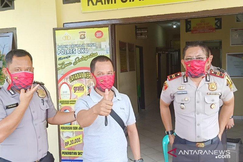 Gugus Tugas: Satu jurnalis di Palembang-Sumsel positif COVID-19