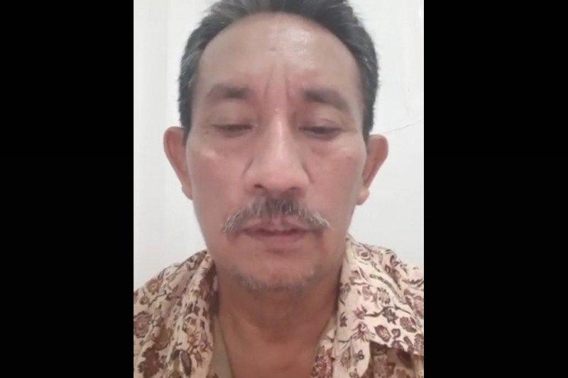 Anggota DPRD Sulteng positif corona mengaku dalam kondisi baik