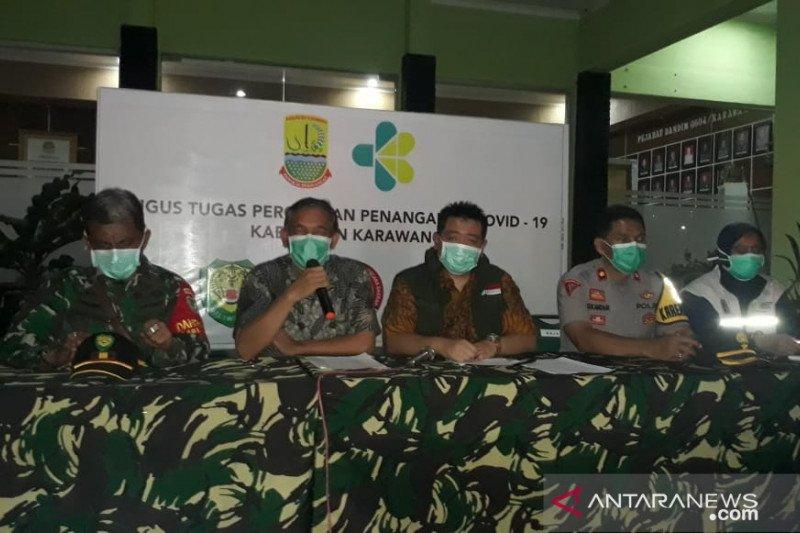 Dinkes Karawang: COVID-19 sudah menyebar di 30 kecamatan