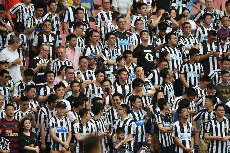 Newcastle klub Liga Premier pertama yang rumahkan stafnya