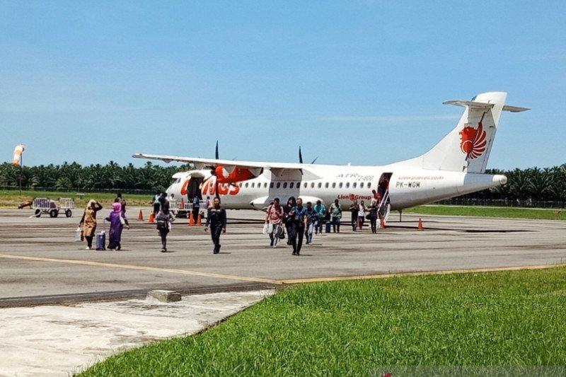 Wings Air kurangi penerbangan ke Meulaboh tiga kali sepekan pada April