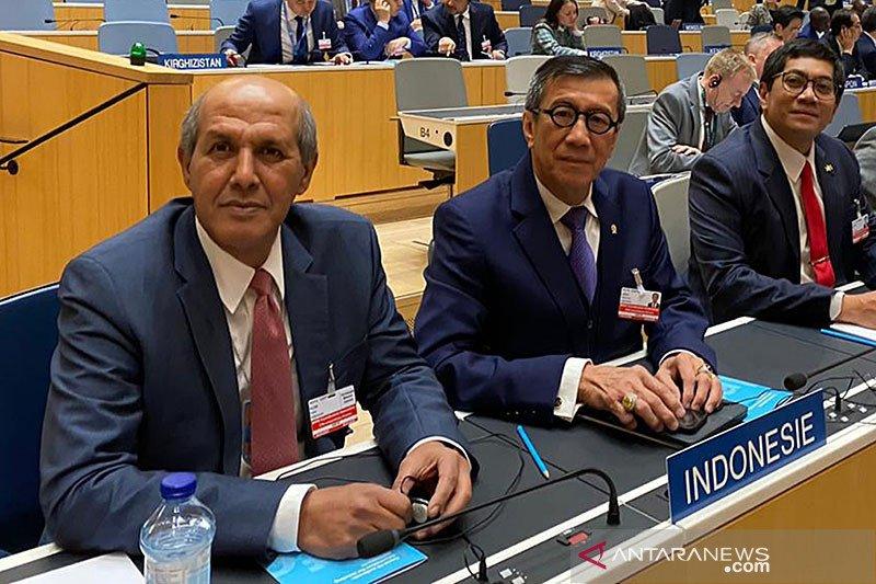 Indonesia ajukan calon pada pemilihan Deputi Direktur Jenderal WIPO