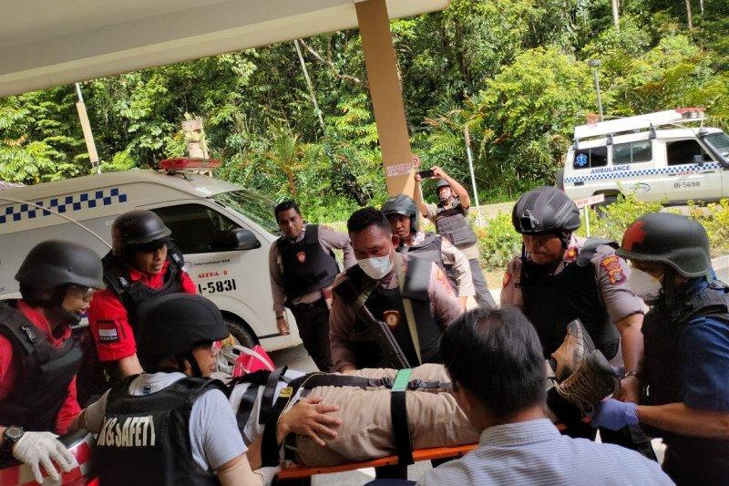 KKB tembaki pekerja Freeport, satu korban meninggal