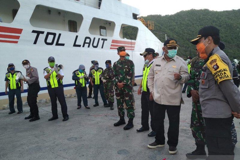 Gubernur Gorontalo larang ABK turun saat kapal sandar