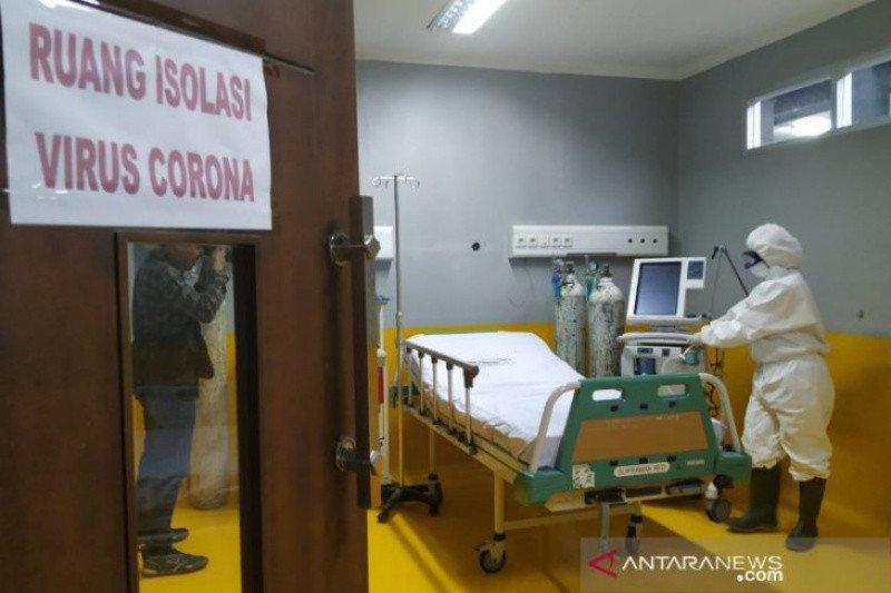 Seorang pasien positif COVID-19 di RSKD Duren Sawit dinyatakan sembuh