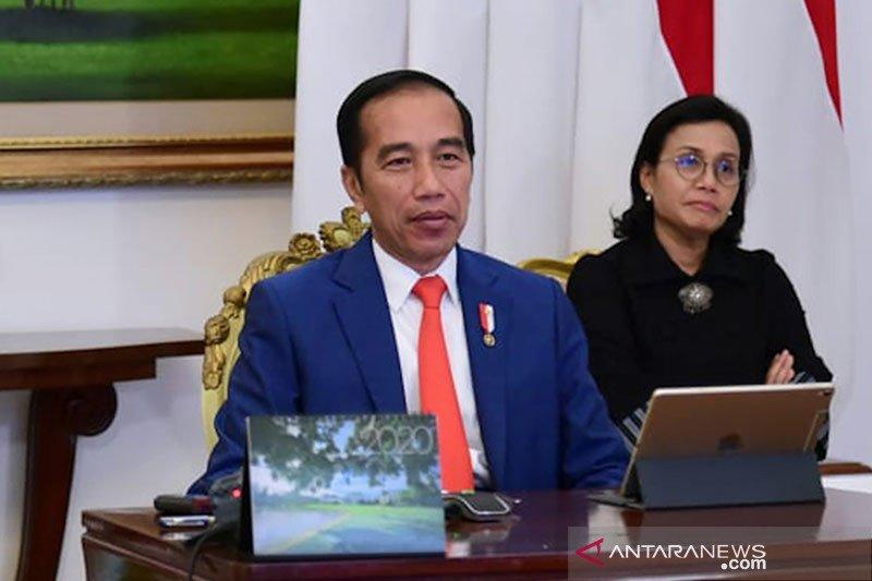 """Presiden ingatkan tantangan baru """"imported case"""" saat hadapi COVID-19"""