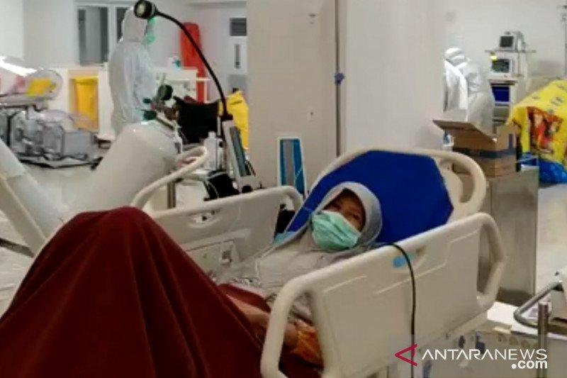 Jumlah Pasien Covid 19 Rumah Sakit Darurat Wisma Atlet Menurun Antara News Banten